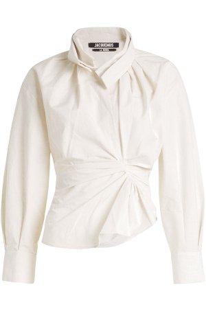Belem Cotton Blouse Gr. FR 40