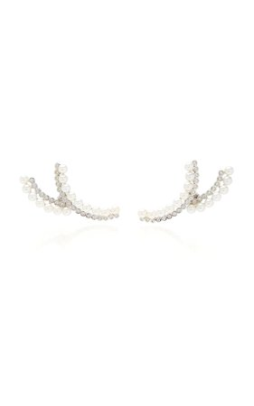 Colette Jewelry Entwined Pearl Earrings