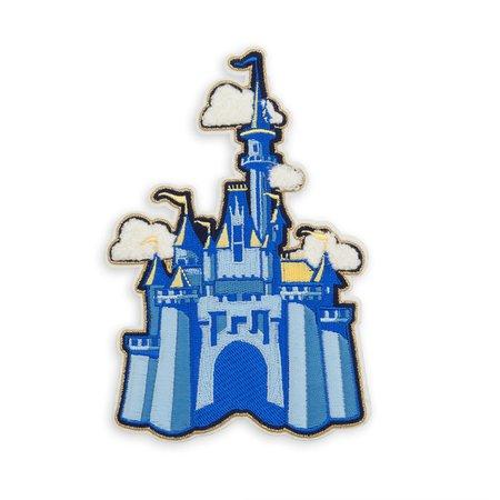 Cinderella Castle Patched - Walt Disney World | shopDisney