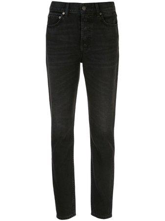 Boyish Denim The Billy Straight-Leg Jeans B19999RG114 Black | Farfetch