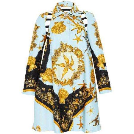 Versace Cutout Coat ($6,775)