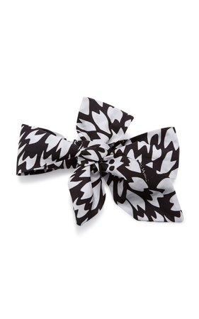 Missoni Floral Print Cotton Headband