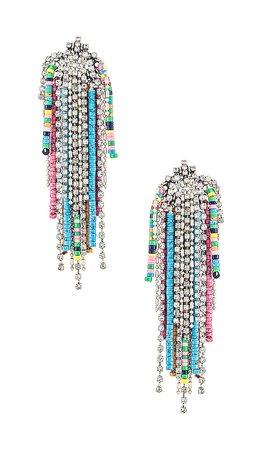 DANNIJO Loulou Earring in Multi | REVOLVE