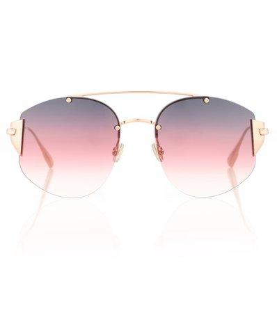 Diorstronger Aviator Sunglasses - Dior Sunglasses | mytheresa