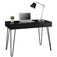 hairpin desk black - Google Search