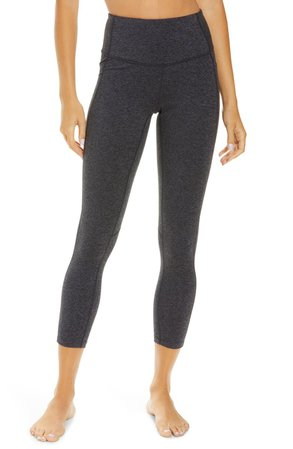 Zella Live In High Waist Pocket 7/8 Leggings | Nordstrom