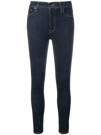 Levi's high-rise skinny jeans $114 - Buy Online - Mobile Friendly, Fast Delivery, Price