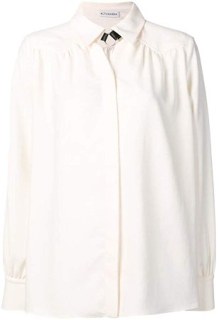 Tamar choker shirt