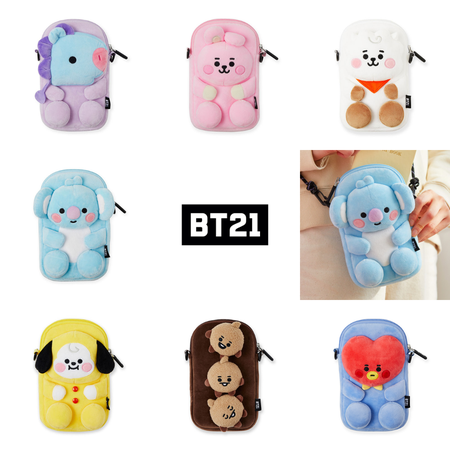 Baby Bt21 Crossbody Bag