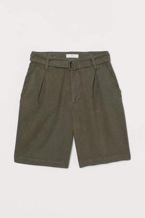 Modal Shorts - Green