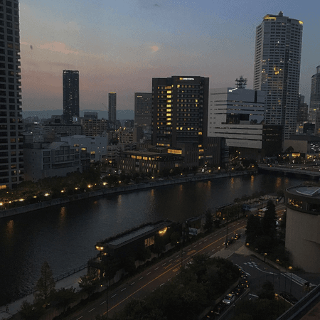 The city is always pretty.- vinxtage on We Heart It