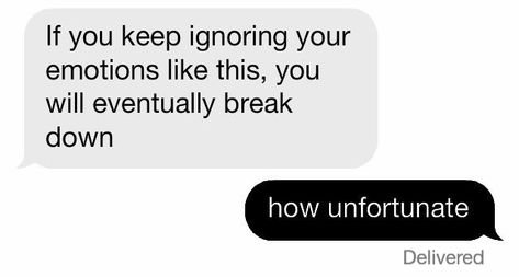 Aesthetic grunge texts sarcastic humor black and white text message iphone message emotional unfortunate | Funny texts, Words, Texts