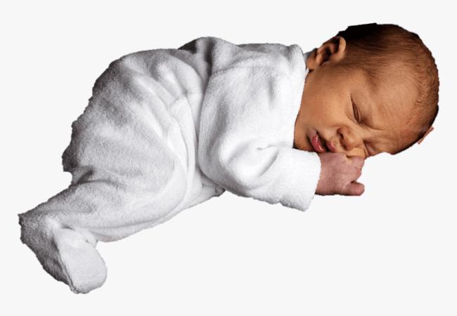 toddler png sleeping