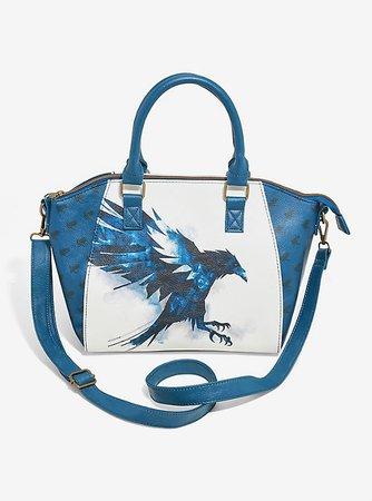 Loungefly Harry Potter Ravenclaw Satchel Bag