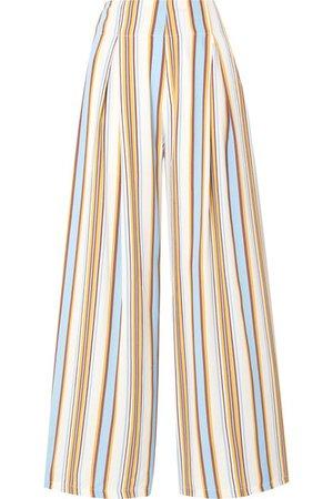 Faithfull The Brand   Opal striped voile wide-leg pants   NET-A-PORTER.COM