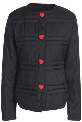 Quilted Shell Down Coat