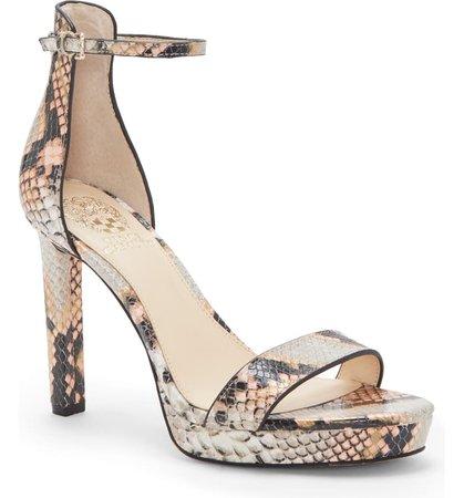 Vince Camuto Balindia Ankle Strap Sandal (Women)   Nordstrom