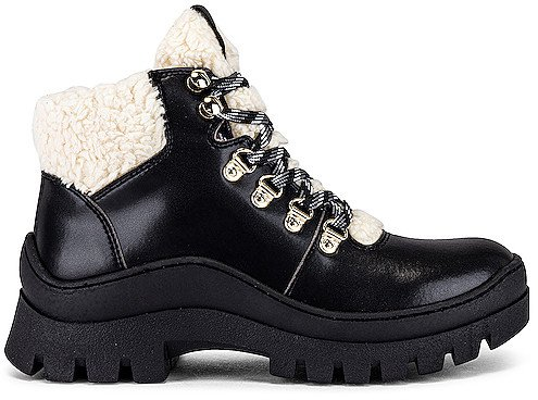 ALOHAS Danny Faux Fur-Lined Boot