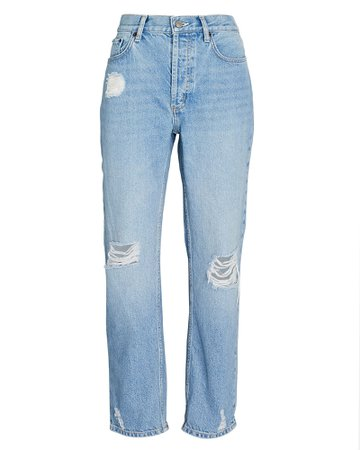 Rails Atwater Slouchy Straight-Leg Jeans | INTERMIX®