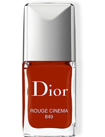 DIOR - Rouge Dior Vernis nail polish 10ml | Selfridges.com