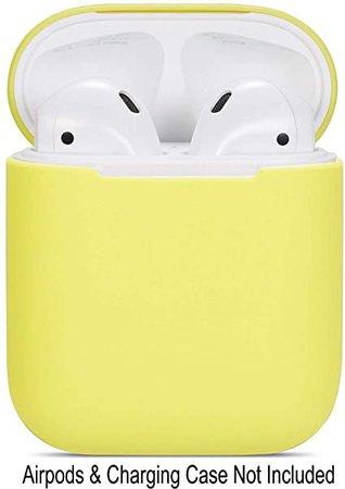 yellow airpod case - Google Search