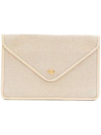CÉLINE VINTAGE envelope clutch