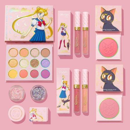 Sailor Moon ColourPop Collection