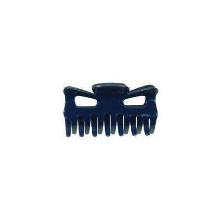 navy claw clip