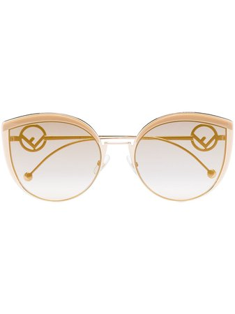 Fendi Eyewear F Is Fendi cat-eye Sunglasses - Farfetch