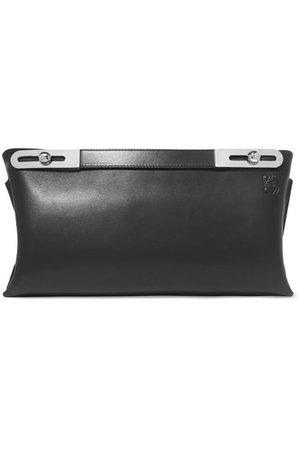 Loewe | Missy medium leather shoulder bag | NET-A-PORTER.COM