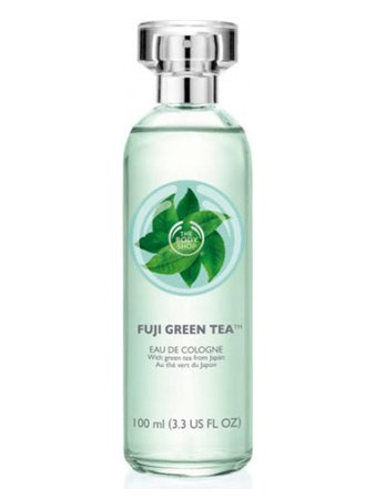 Fuji Green Tea perfume/fragrance (The Body Shop)