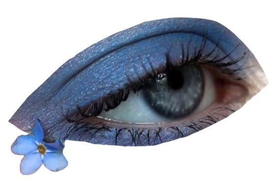 blue eye png