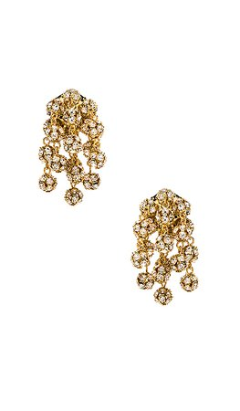 LPA Ella Earring in Gold | REVOLVE
