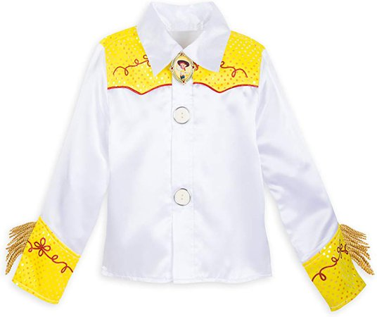 Amazon.com: Disney Jessie Costume Kids - Toy Story 2 Size 3 Multi: Clothing