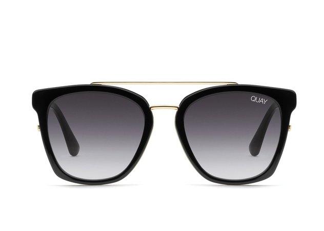 SWEET DREAMS Square Shaped Sunglasses | Quay Australia