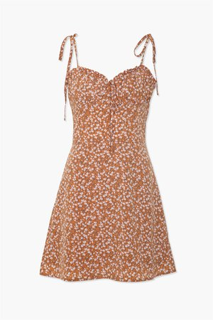 Ruffled Floral Cami Dress | Forever 21