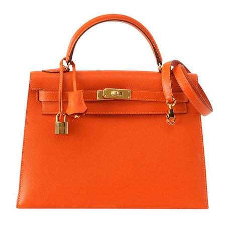 Hermes Kelly 32 Bag