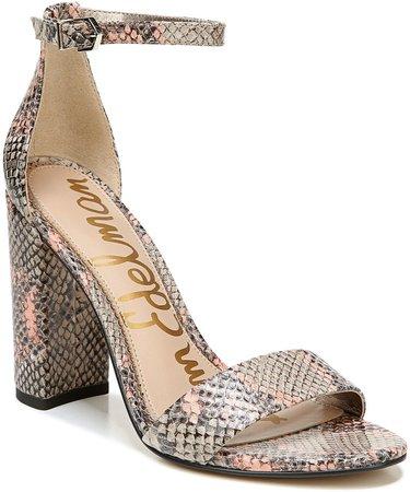 Yaro Ankle Strap Sandal