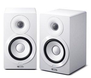 Buy Yamaha NXN-500 Wireless Bluetooth Speakers with AirPlay (Pair) (White)   GraysOnline Australia