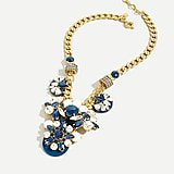 J.Crew: Butterfly Statement Necklace For Women