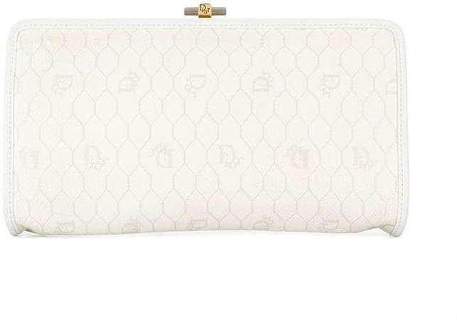 Pre-Owned beehive pattern clutch