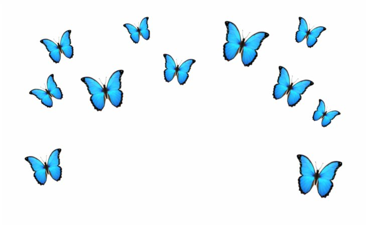 Download Free png butterfly #emoji #blue #crown #tumblr #cute - Emoji, Transparent ... - DLPNG.com