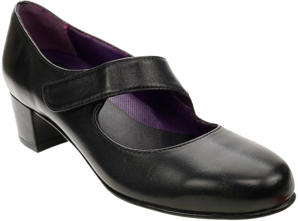 Sterling Mary Jane Pump