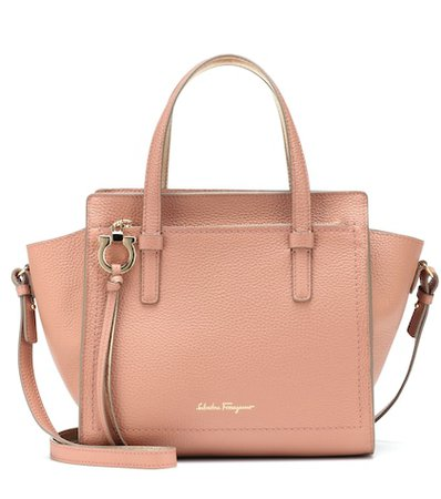 Amy Small leather tote