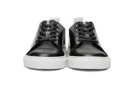 black white luxury sneakers – RechercheGoogle