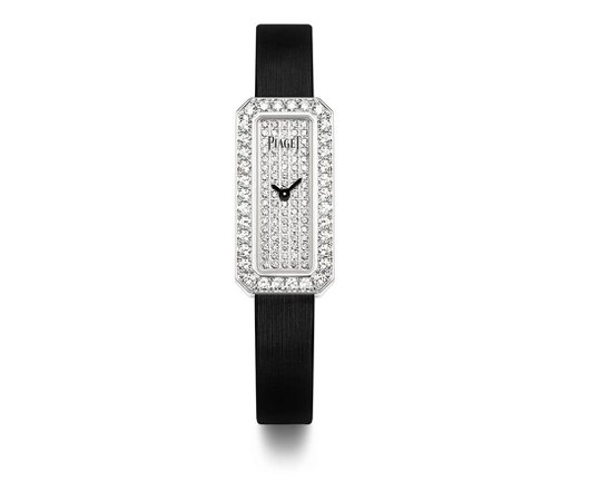 Limelight Diamonds watch with a diamonds bezel and dial