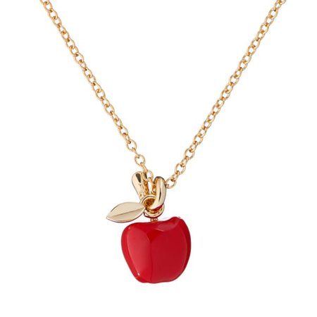 Apple Pendant Red | All We Are | Wolf & Badger