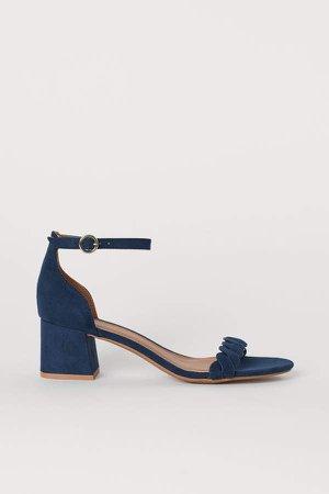 Sandals - Blue