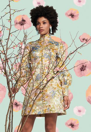spring floral fashion - Google Search