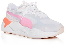 Women's Rs-x Plas Tech Low-Top Sneakers